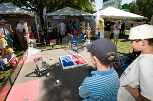 2010 State Fair Robots