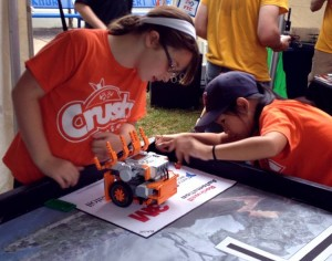 Orange Crush robotics