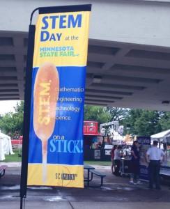 STEM Day banner