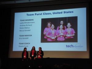 Team Furst Class Tech Challenge